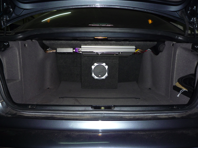 My Audio Solution With Clif Design Speakers And Aperiodic